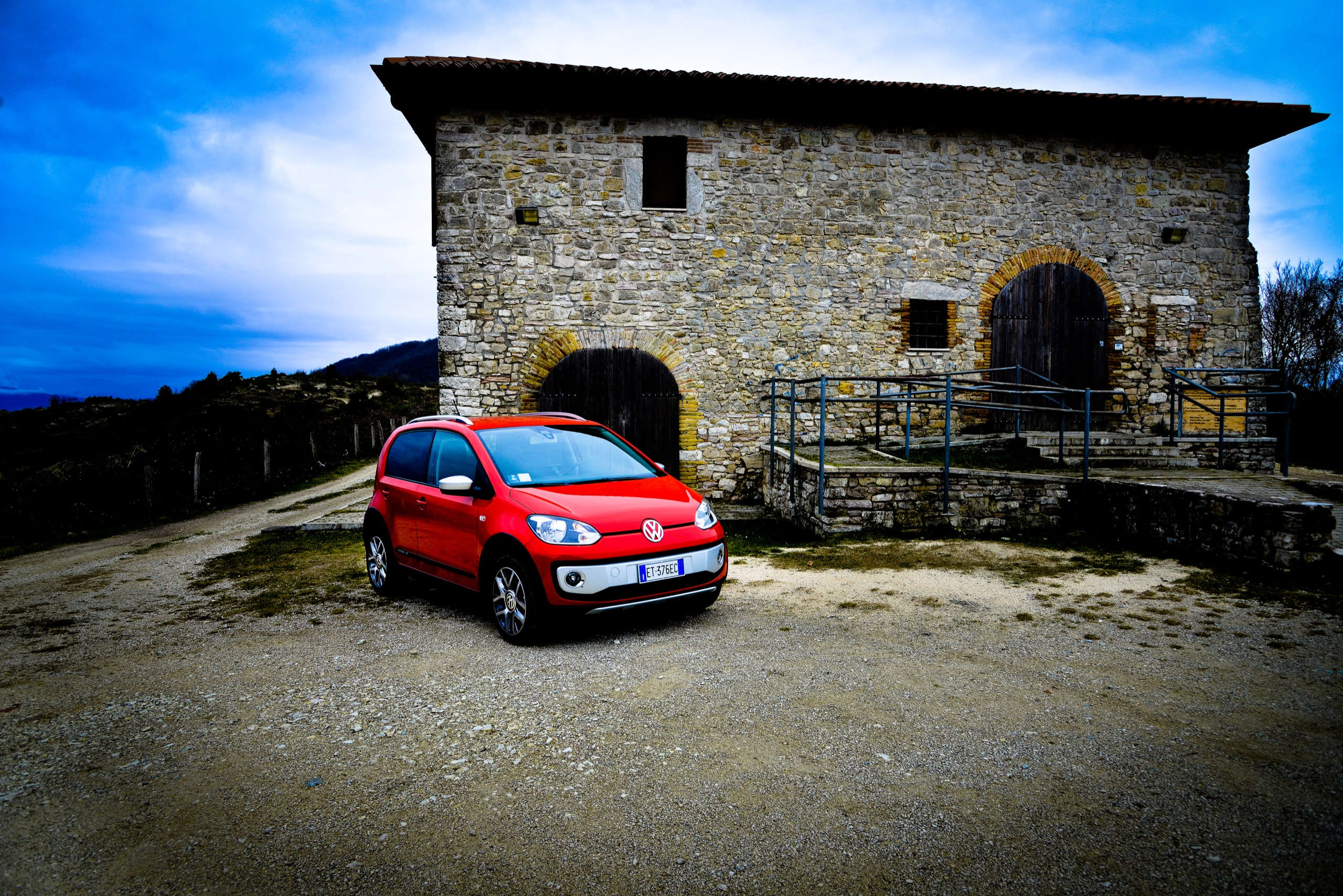 Volkswagen Cross Up! ®lucaromano