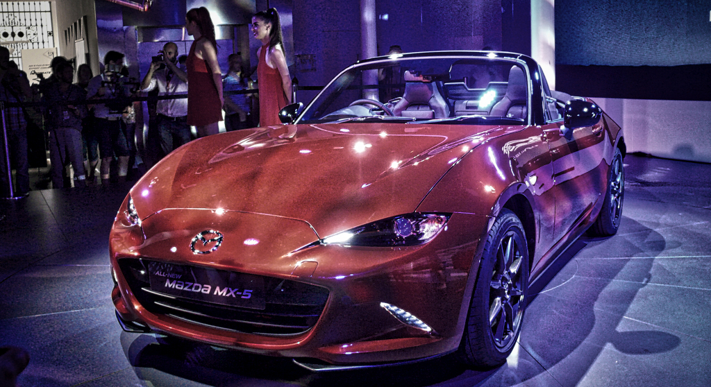 all-new MX5 - (c) G.Reteuna
