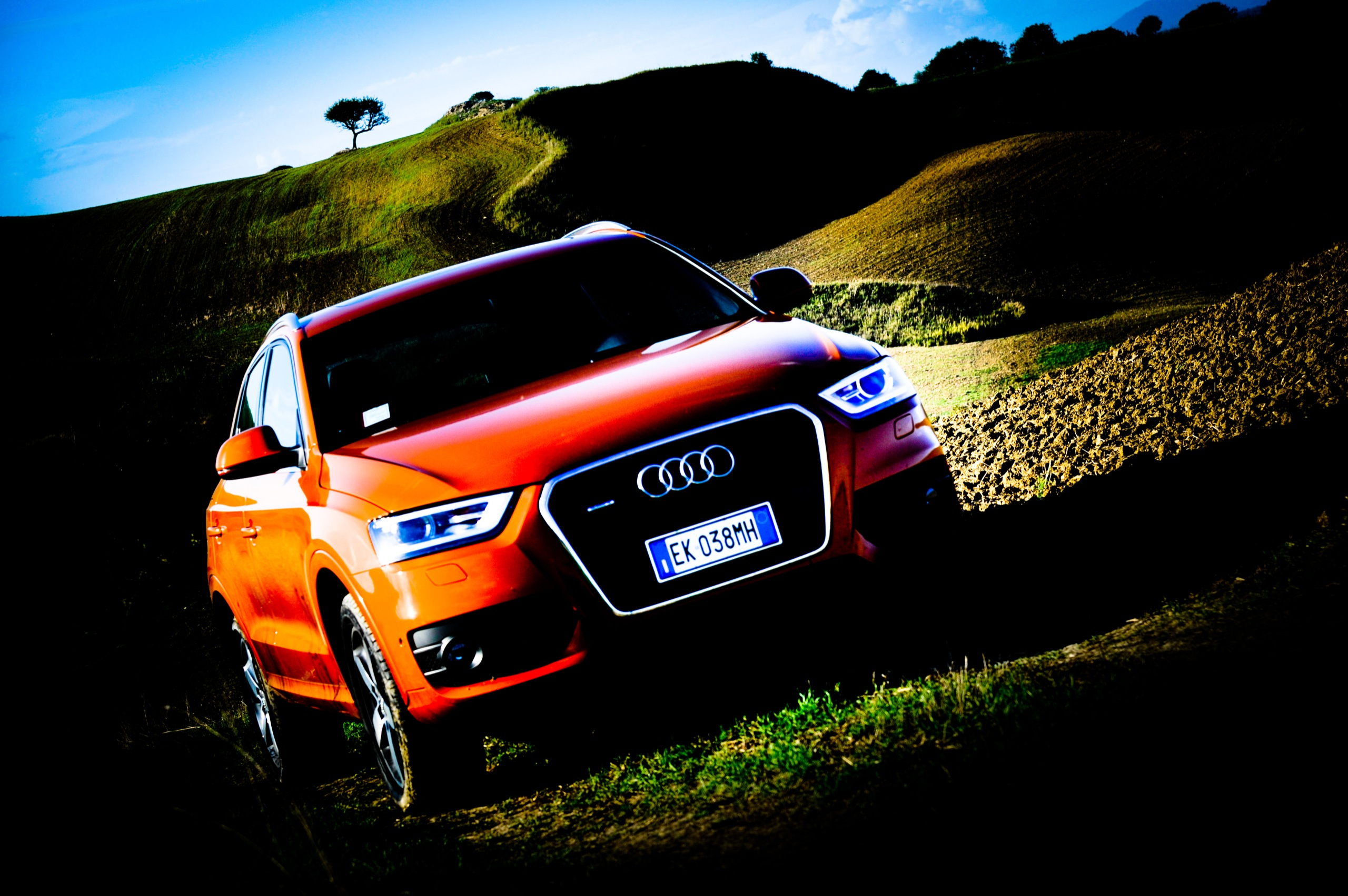 AUDI Q3mrlukkor @drivelife.it magazine on line