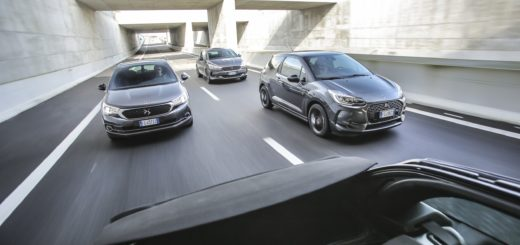 DS PERFORMANCE LINE IN TV SU DRIVELIFE DEL 11 MARZO