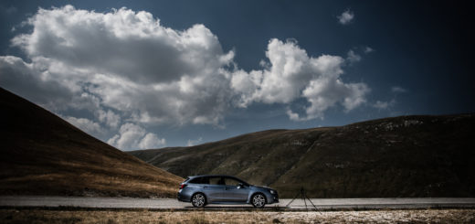 19.5.inTv - DS 3 Black Lézard - Subaru Levorg FILM 4WDx2SEASONS