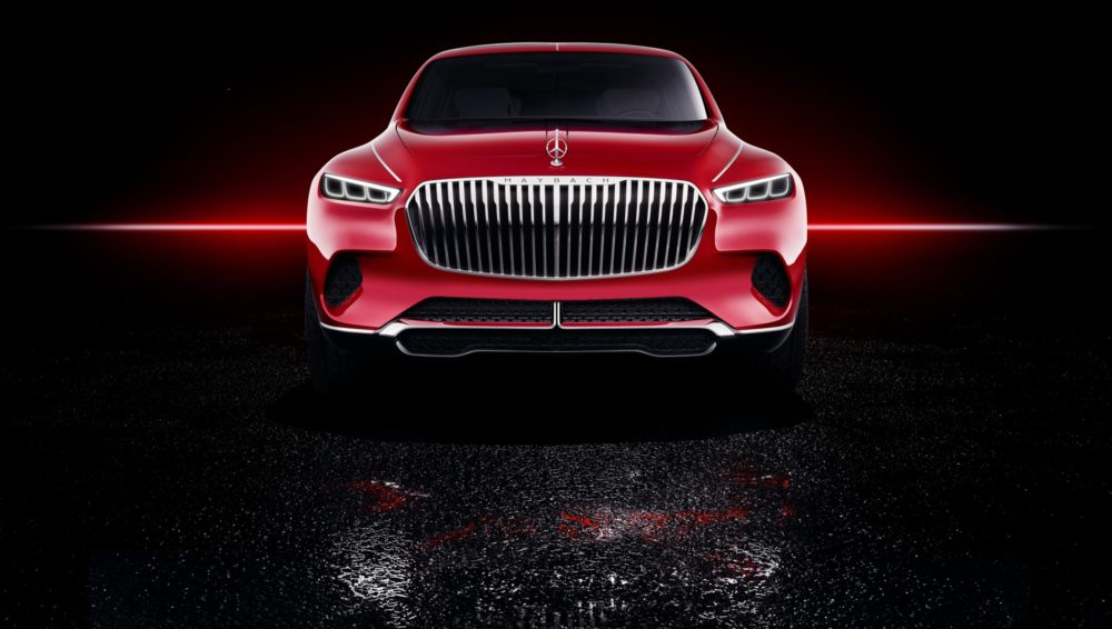 5.5.inTv - Cover Story: Vision Mercedes-Maybach Ultimate Luxury, Auto China 2018 Vision Mercedes-Maybach Ultimate Luxury, Auto China 2018