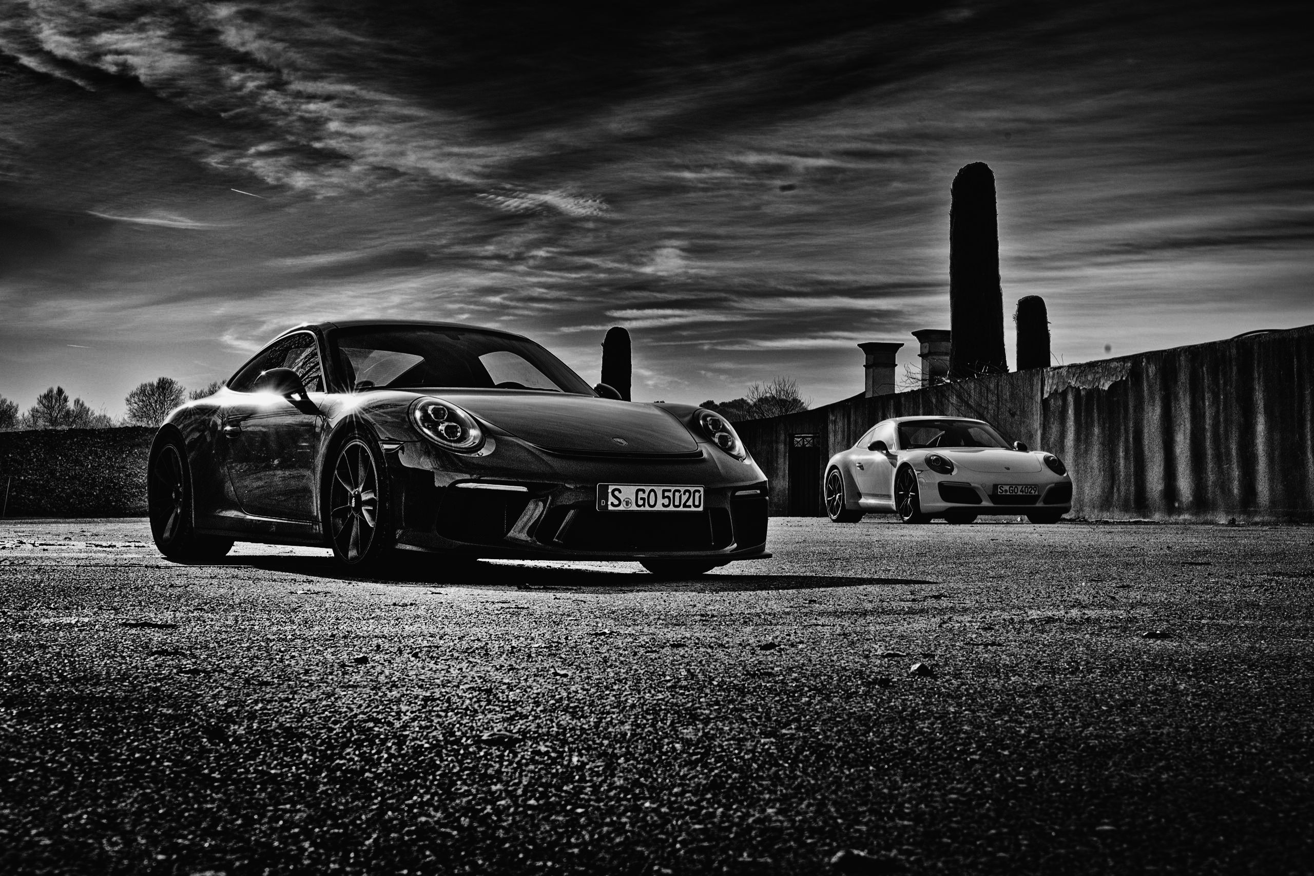 911 GT3 Touring Package, 911 Carrera T – 06.01.intv