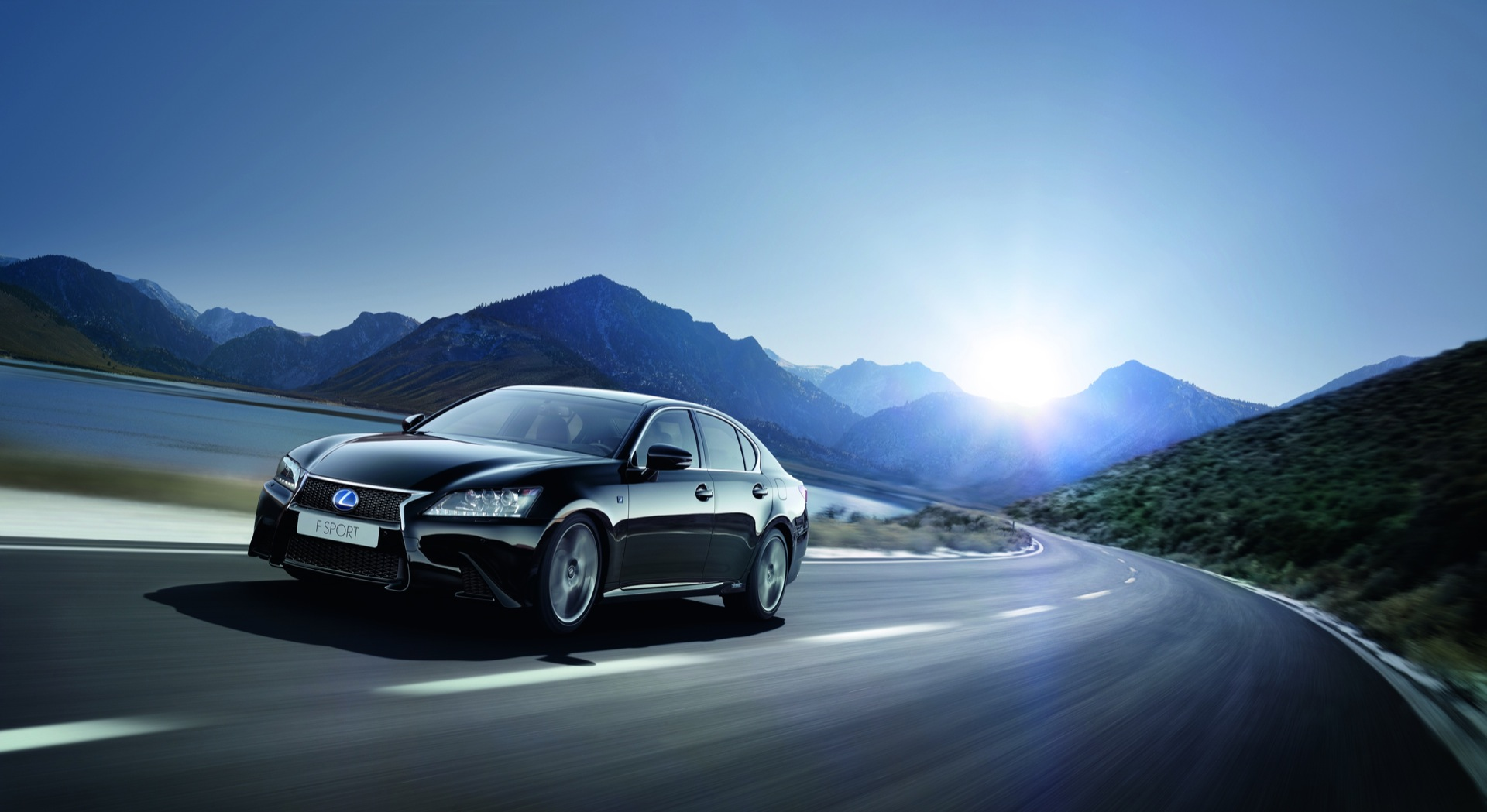 LEXUS GS 450H @ drivelife.it magazine on line
