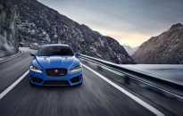 Jaguar XFR-S@drivelife.it magazine on line