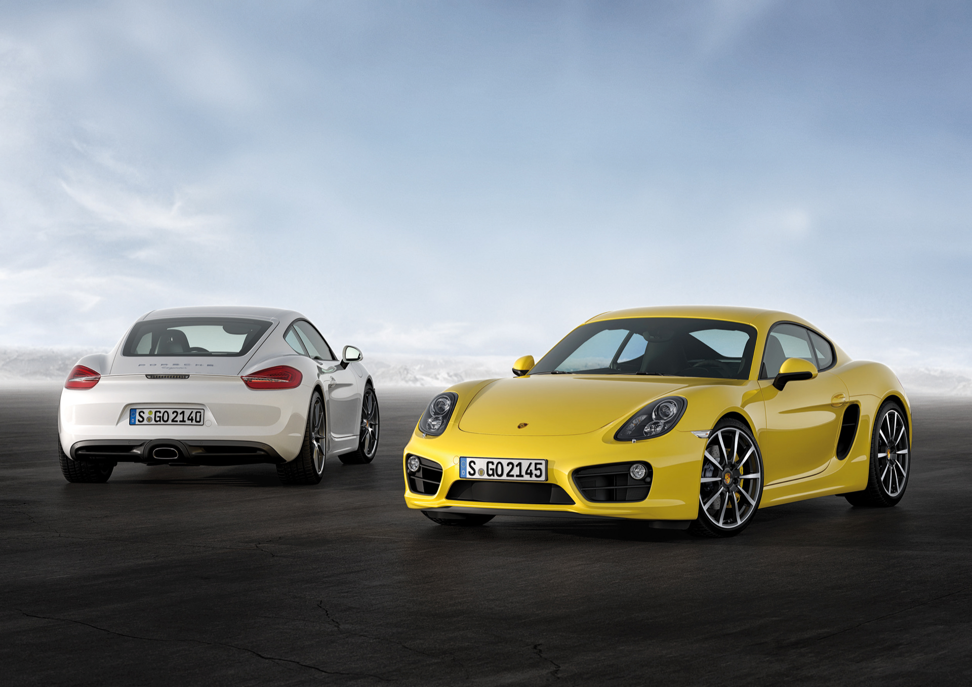PORSCHE CAYMAN @drivelife.it magazine on line
