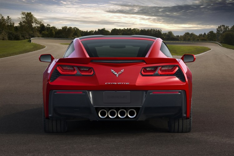 2014 Chevrolet Corvette Stingray @ drivelife.it magazine on line