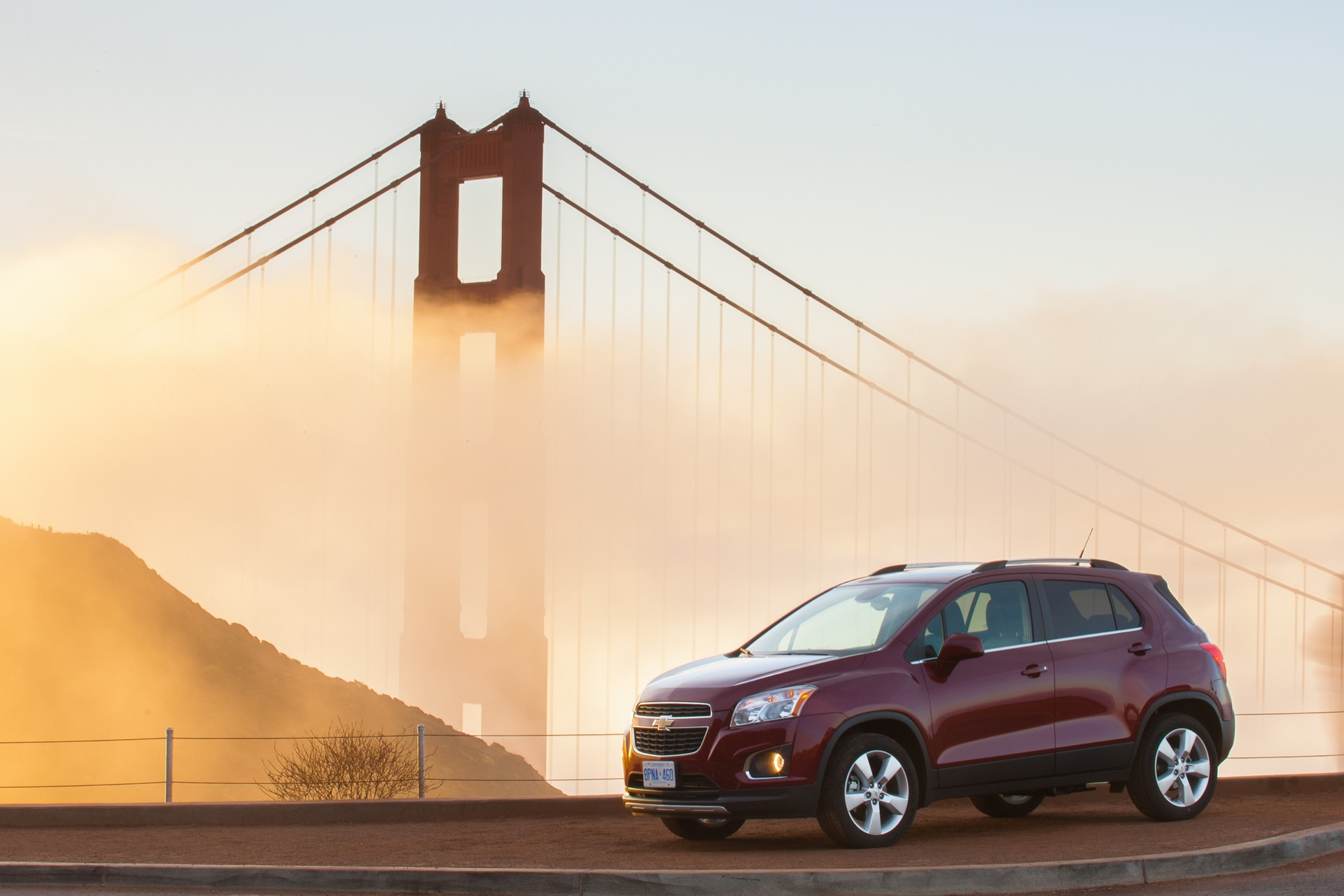 Chevrolet Trax @ drivelife.it magazine on line