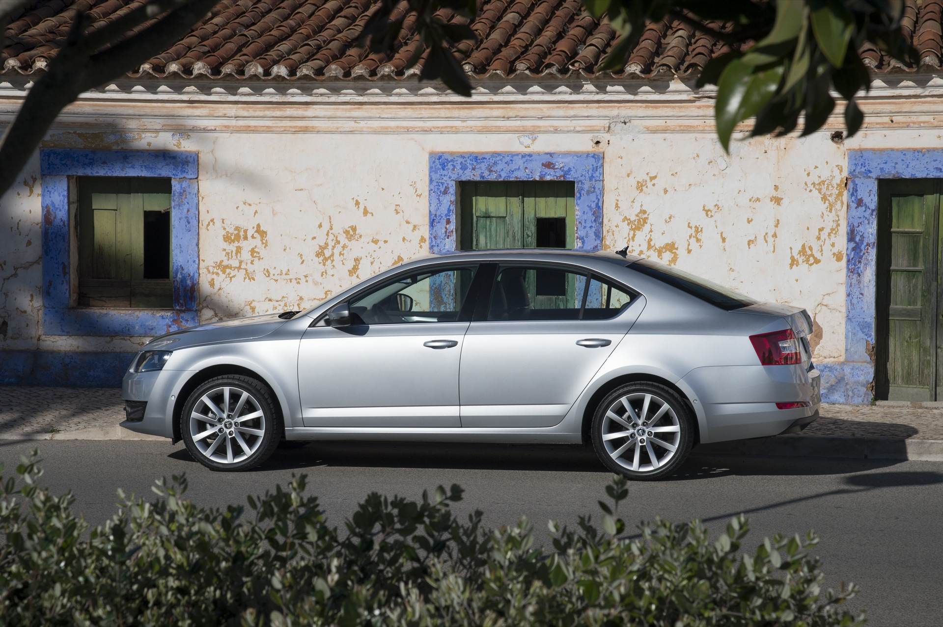 Skoda Octavia @ drivelife.it magazine on line