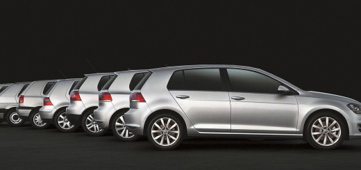 VOLKSWAGEN GOLF 40'S