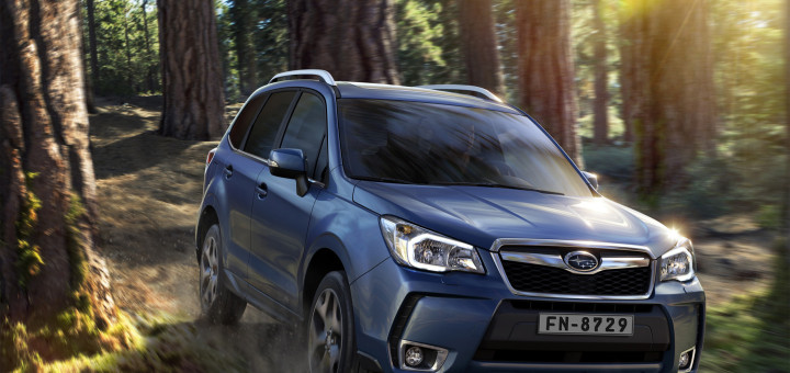 SUBARU FORESTER LINEARTRONIC
