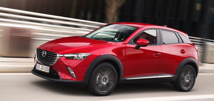 MAZDA CX-3 in TV con drivelife del 3 giugno