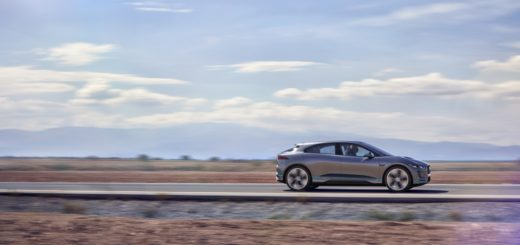 JAGUAR I-PACE - IN TV CON DRIVELIFE DEL 26 NOVEMBRE
