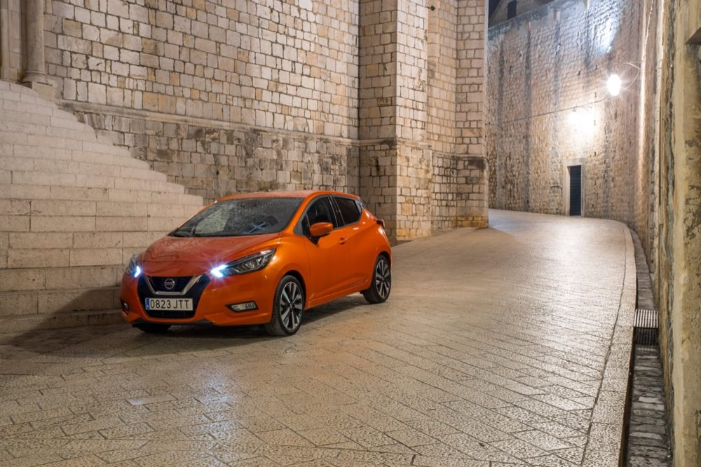 All-New Nissan Micra - Energy Orange - In TV con drivelife, puntata del 28 Gennaio