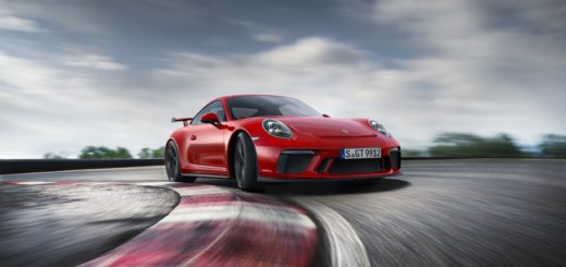 PORSCHE 911 GT3 - IN TV SU DRIVELIFE DEL 25 MARZO