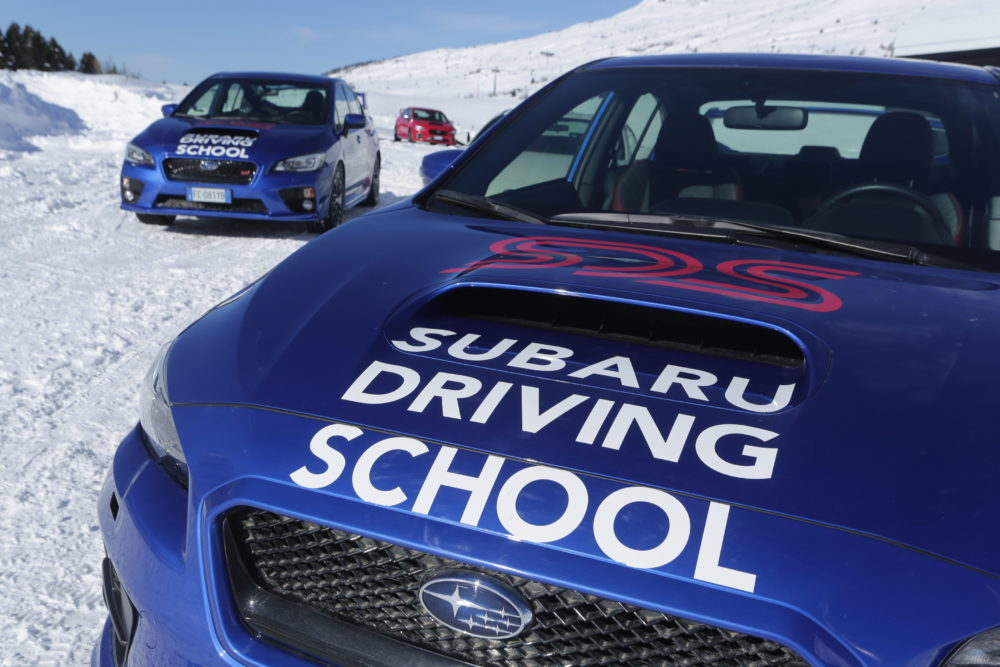 "SUBARU SNOW DRIVE EXPERIENCE, ""ICE AND SKY"" - 04'40"" - In TV il 18/3."