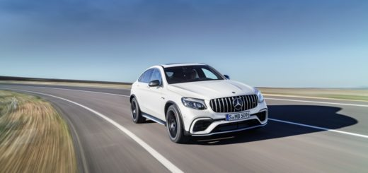 IN TV IL 15 APRILE SU DRIVELIFE - Mercedes-AMG GLC 63 S 4MATIC+ Coupé, designo diamantweiß bright ;Kraftstoffverbrauch kombiniert: 10,7 l/100 km; CO2-Emissionen kombiniert: 244 g/km Mercedes-AMG GLC 63 S 4MATIC+ Coupé, designo diamond white bright ; Fuel consumption combined: 10.7 l/100 km; combined CO2 emissions: 244 g/km