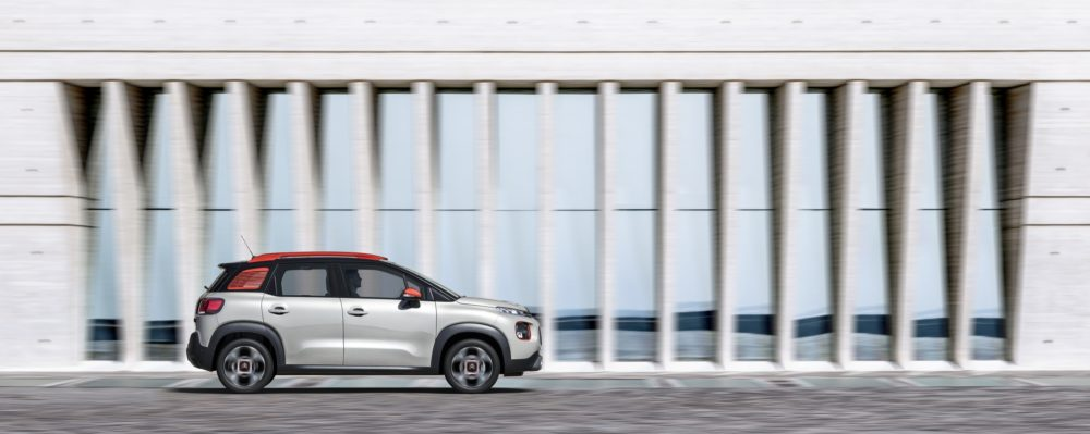 NUOVO COMPACT SUV CITROËN C3 AIRCROSS - IN TV 17 GIUGNO - Copyright Wiiliam CROZES @ Continental Productions