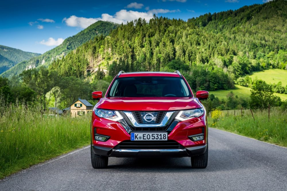 The new Nissan X-Trail: world's best-selling SUV gets even better with higher-quality enhancements- IN TV IL 29 LUGLIO