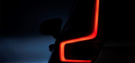 New Volvo XC40 - exterior detail - IN TV IL 4 NOVEMBRE CON DRIVELIFE