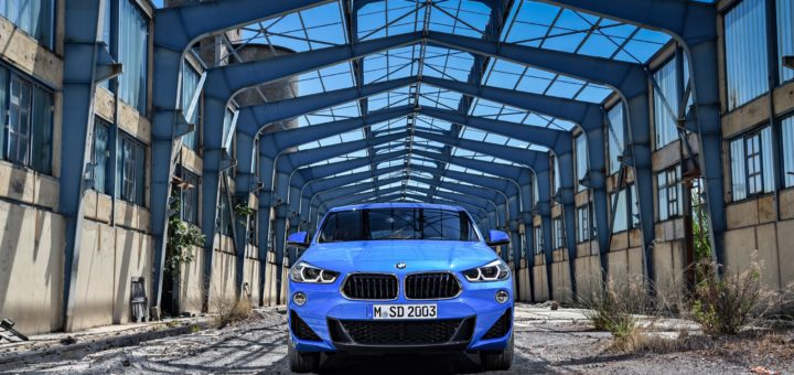 BMW X2 - 4 NOVEMBRE IN TV