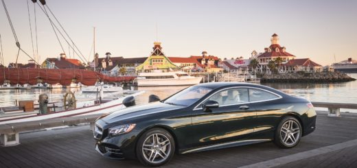 "16.12.intv.01'57"". ""Grossa"" coscienza ambientalista: Mercedes Classe S, coupé&cabriolet - Mercedes-Benz S560 4MATIC Coupe, emerald green metallic; designo Exclusive nappa leather porcelain/espresso brown;Kraftstoffverbrauch kombiniert: 8,7 l/100 km; CO2-Emissionen kombiniert: 197 g/km* Mercedes-Benz S560 4MATIC Coupe, emerald green metallic; AMG designo Exclusive nappa leather porcelain/espresso brown/black;Fuel consumption combined: 8,7/100 km; CO2 emissions combined: 197 g/km*"