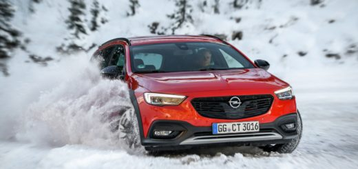 "OPEL INSIGNIA COUNTRY TOURER - CLIP 01'31""@02'48"" IN TV CON DRIVELIFE DEL 06 GENNAIO 2017"