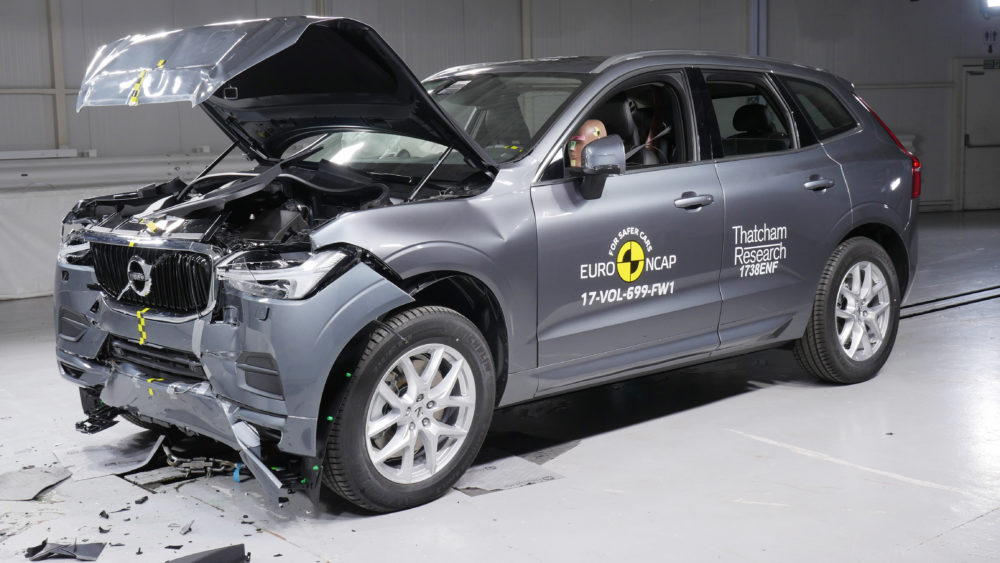 27.1.inTv - euroNCAP test sicurezza 2017